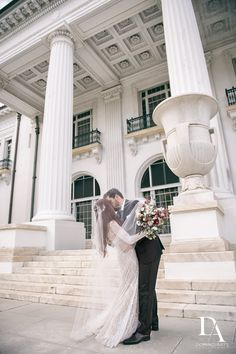 romantic couple at Vintage Garden Wedding at Flagler Museum Palm Beach by Domino Arts Photography Bride And Groom Pictures, Wedding Pictures, Domino Art, Romantic Couples, Palm Beach, Garden Wedding, Art Photography, Museum, Wedding Dresses