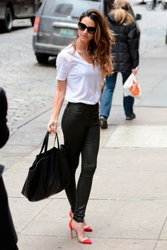 jeans a la cintura celebridades looks moda   Galería de fotos 10 de 10   Glamour
