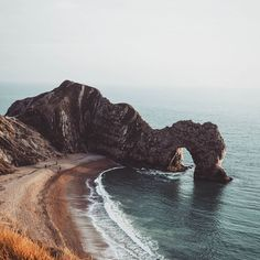 Travel makes one modest. You see what a tiny place you occupy in the world.  #travelinspired #wanderlust #landscape #photography #travelgram #instatravel #vscocam #durdledoor