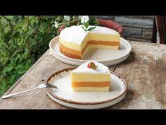Απίστευτη Συνταγάρα! Δροσερή Τούρτα με Φρουτένια Γεύση (Καλύτερη και από γιαουρτογλυκό) - Juice Cake - YouTube