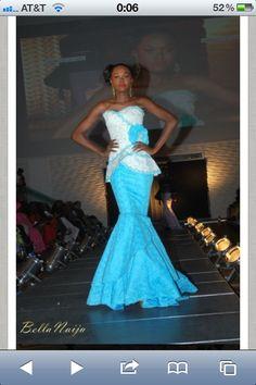 Nigeria clothing!