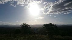 Views from the hill, Chisholm in Chisholm, ACT
