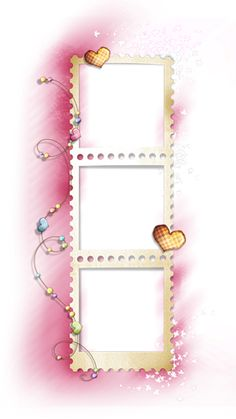 Frames for scrap booking and tagging