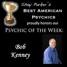 "This Monday we honor Bob Kenney as our Psychic of the Week. Bob is a psychic medium bringing you messages from Spirit. ""I fully recognize the importance of this work. I always meditate with The Supreme Being and my guides to ensure that I am doing the right thing."" - Bob Kenney  http://ift.tt/25x7bE0  #bobkenney #bap #bestamericanpsychics #shayparker #psychic #medium #channeler #intuitive #pennsylvania #meditation #teacher #spiritcommunication #lifeafterdeath #afterlife #love #relationships…"