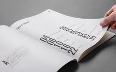 sommaire - Anthon B Nilsen — Annual Report Design Blog, Book Design, Print Design, Graphic Design Layouts, Brochure Design, Dissertation Layout, Table Of Contents Design, Mises En Page Design Graphique, Report Layout