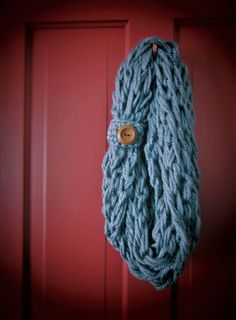 FREE SHIPPING Chunky Chain Scarf with by SimpleLittleThingss