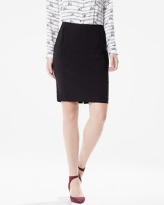 Modern Chic pencil skirt - 21 inch length