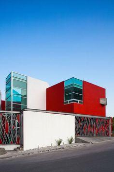 Casa MS-Borbon Colonia Dinastia, Monterrey. - Casas Modernas / Contemporaneas en Latinoamerica - SkyscraperCity