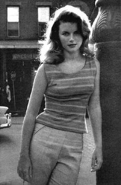 lee remick - real american beauty actress in the 1960's a real live wire to watch.