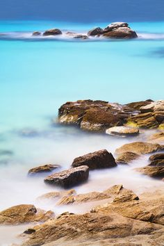 Paranga Beach, Mykonos, Greece