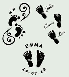 Ideas For Tattoo Foot For Women Kid Names – Ideas For Tattoo Foot Fo … – foot tattoos for women Foot Tattoo Quotes, Cute Foot Tattoos, Baby Feet Tattoos, Baby Name Tattoos, Tattoos With Kids Names, Tattoos For Daughters, Mom Tattoos, Trendy Tattoos, Unique Tattoos