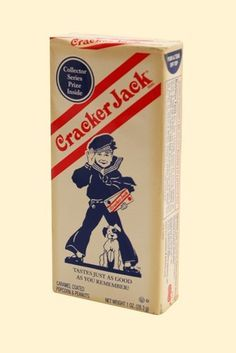For more than 100 years, Cracker Jack(R) has been bringing a smile to the faces of kids of all ages.
