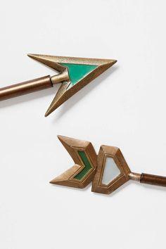 Magical Thinking Arrow Finial Set