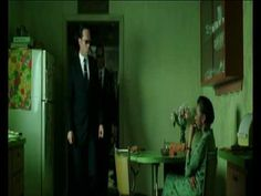 Matrix Revolutions - Smith and The Oracle Meeting Scene - YouTube