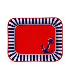Bandeja Navy - Construindo Laços