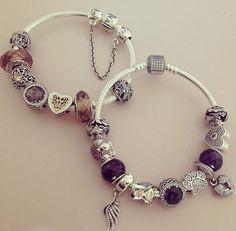 Pandora #pandora #charms #silver