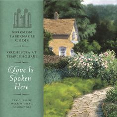 """Songs of heart and home set the tone for the newest album by the world-famous Mormon Tabernacle Choir. The album features beloved Primary songs such as """"I Feel My Savior's Love,"""" """"I Am a Child of God,"""" """"Where Love Is,"""" and """"My Heavenly Father Loves Me."""" Favorite hymns such as """"Love at Home,"""" """"Our Savior's Love,"""" and """"O What Songs of the Heart"""" are also included."""