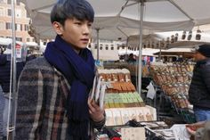 """33/70 Key's Naver Blog """"Europe Over Flowers""""/Rome and Paris Trip Part 1/Author,Photos,Video by KiBum//Translation by @thatcoolcatmeow on Twitter (DO NOT RE-TRANSLATE INTO ANOTHER LANGUAGE)"""