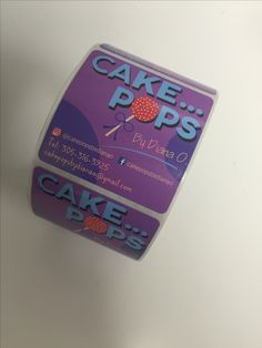2.5x2.5 glossy papers   https://www.etsy.com/listing/268079984/25x25-square-custom-labels?ref=shop_home_active_87  @cakepopsbydiana