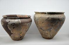 slavic pottery from Poland,  Ostrów Lednicki