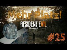 RESIDENT EVIL 7 BIOHAZARD - Let's play #25 - Aufzug reparieren Rucksack finden   Gameplay Deutsch - YouTube