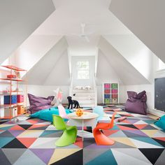 Awesome carpet! #kids #playroom