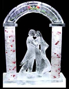 Ice Sculptures for Weddings | The 10 Top Wedding Ice Sculpture Designs