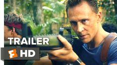 Kong: Skull Island Official Trailer 2 (2017) - Tom Hiddleston, Toby Kebbell, Brie Larson Movie https://youtu.be/xfknzBAdPyA