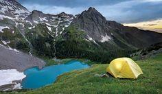 Blue Lakes (Photo by: Grant Orfelheide)