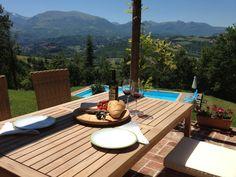 Idyllic mountain hideaway in Italy's Apennine Mountains