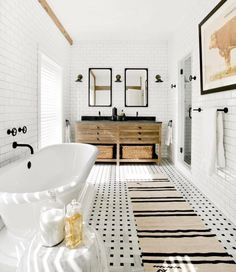 Today we are sharing 10 ideas to accessorize your bathroom -- head to Beckiowens.com for all the details.