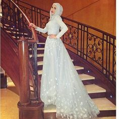 pure white <3 pure Hijab <3