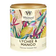 Whittard. Love this beautiful bird packaging.
