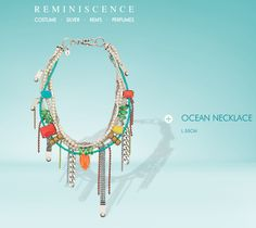 by Reminiscence the Miami collection.  Reminds me of my 20s living in South Florida and strolling the Art Deco district of South Beach!