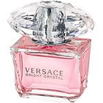 Versace Bright Crystal Eau De Toilette, 3.0 oz. Bottle of Perfume