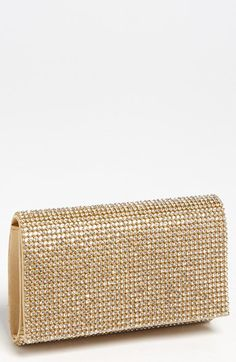Tasha Rhinestone Clutch available at #Nordstrom