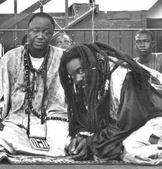 #BayeFall #Mouride #Mouridism #Sénégal Serigne Cheikh Ndiguel Fall