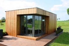 Gallery of Garden Offices, Studios and Gyms in Stockport, Didsbury, Hale and Altrincham