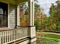 Really nice porch.