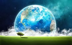 3d Earth Beautiful Hd Wallpapers Download