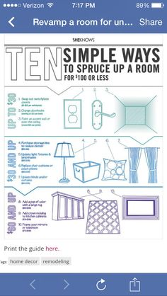 Great tips from the Property Brothers!