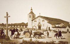 santa clara university architecture | American School -- The Spanish Mission, Santa Clara de Asis ...