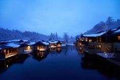 Hoshinoya Karuizawa is a stunning hotel located in Karuizawa, Nagano, Japan.