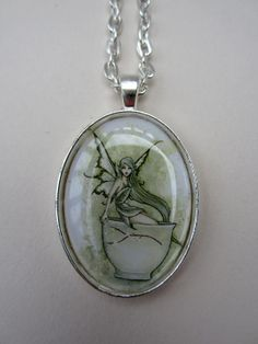 JEWELRY - Art Pendants - Amy Brown Fairy Art - The Official Gallery