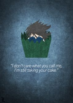 That cake is mine by JustTomTom on deviantART