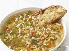 Slow-Cooker Ribollita Recipe : Food Network Kitchen : Food Network - FoodNetwork.com