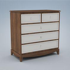 Duc Duc | Product | regency 5 drawer dresser