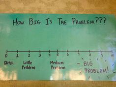 Ms. Sepp's Counselor Corner: How Big is the Problem?