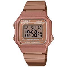 1a3cb58117d Na Relógios de Fábrica você encontra o Relógio Casio Unissex Vintage  B650WC-5ADF com o