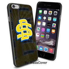 (Available for iPhone 4,4s,5,5s,6,6Plus) NCAA University sport South Dakota State Jackrabbits , Cool iPhone 4 5 or 6 Smartphone Case Cover Collector iPhone TPU Rubber Case Black [By Lucky9Cover] Lucky9Cover http://www.amazon.com/dp/B0173BU9A4/ref=cm_sw_r_pi_dp_btvnwb029YM63
